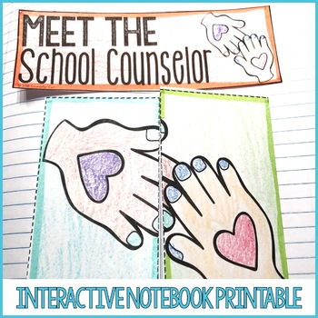 Meet the School Counselor Classroom Guidance Lesson (Upper Elementary)
