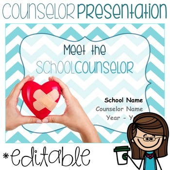 Meet the School Counselor Presentation for Back to School