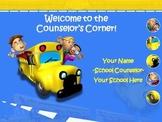 Meet the School Counselor/Teacher Powerpoint