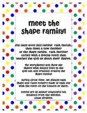 Meet the Shape Family