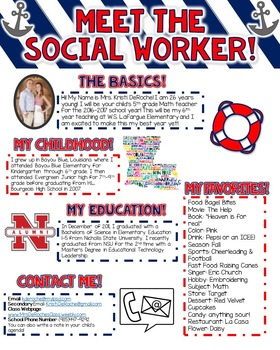 Meet the Social Worker- EDITABLE- Nautical