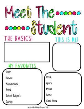 Meet the Student (vol.3)