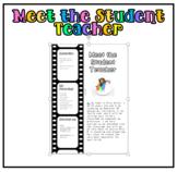 Meet the Student Teacher Handout