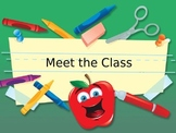 Meet the Students of Our Class