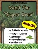 Meet the Super Croc Foldable