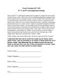Parent Permission Form for Books