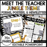 Meet the Teacher-Jungle