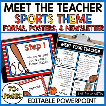 Meet the Teacher-Sports