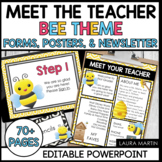 Meet the Teacher-Bees