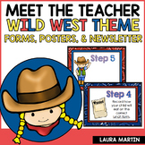Meet the Teacher-Wild West