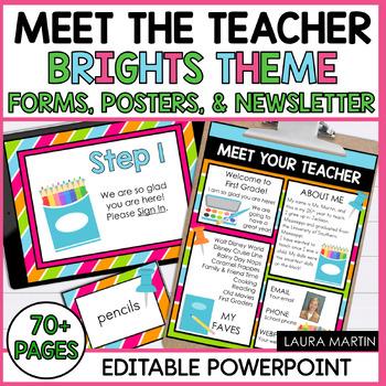 Meet the Teacher-Brights