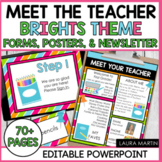 Meet the Teacher-Brights