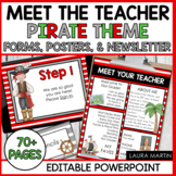 Meet the Teacher-Pirates