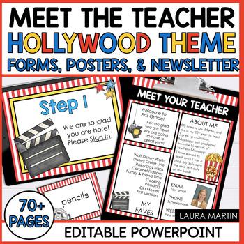 Meet the Teacher-Hollywood Movie