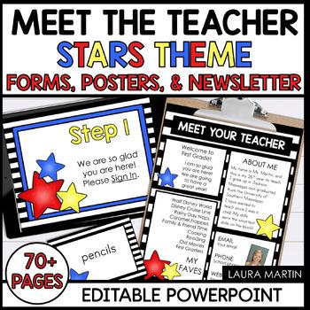 Meet the Teacher-Stars
