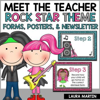 Meet the Teacher-Rock Star