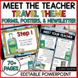 Meet the Teacher-Travel Theme