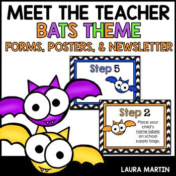 Meet the Teacher-Bats