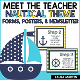 Meet the Teacher-Nautical
