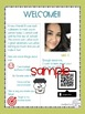 Back to School-Meet the Teacher-  includes a free Google Form
