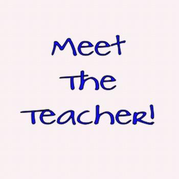 """""""Meet the Teacher"""" Animation"""