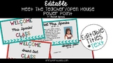 Meet the Teacher Arrow PowerPoint