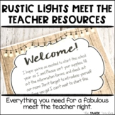 Meet the Teacher/ Back to School Night