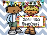 Meet the Teacher Bundle!