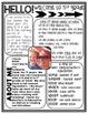 Meet the Teacher {EDITABLE} Flyer or Handout