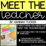 Back to School: Meet the Teacher Essentials