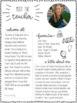Meet the Teacher Handout Bundle (Editable)
