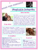 Meet the Teacher Handout for Parents