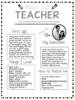 original-2707328-4 Teacher Welcome Letter Free Download Template on thank you, end year, gift donation, parent introduction, welcome back, parent welcome, free new, appreciation thank you, resume cover,