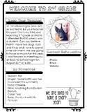 Meet the Teacher Letter (Cactus)-Editable