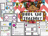 Meet the Teacher! *NEW and EDITABLE*