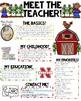 Meet the Teacher Newsletter - EDITABLE - Farm