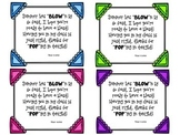 Meet the Teacher Night Blow Pop Gift Tags