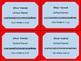 Meet the Teacher Night Info Cards - 6 Styles - Octagonal