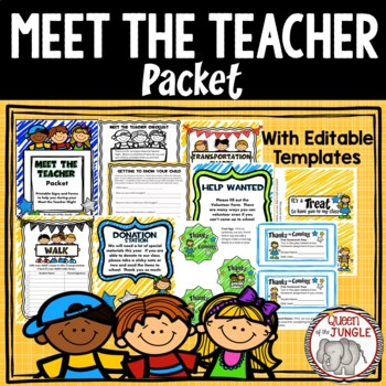 Back to School:  Meet the Teacher Night