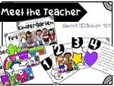 Meet the Teacher Night - Posters
