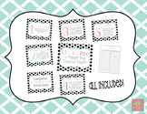 Black and White   Meet the Teacher Night Signs