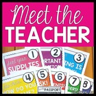 Meet the Teacher Night Stations