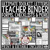 Meet the Teacher Bundle for Open House & Back to School Night