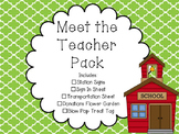 Meet the Teacher/ Open House Night