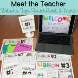 Meet the Teacher/Open House Stations