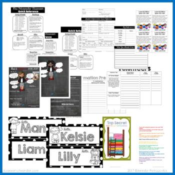 Meet the Teacher Pack Editable
