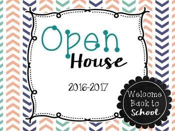 Meet the Teacher PowerPoint Presentation (Open House)