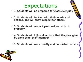Meet the Teacher Powerpoint Presentation