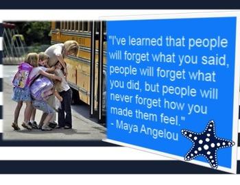 Meet the Teacher Presentation /Who's the Teach PPT 17pgs OPEN House Parent Night