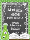 Meet the Teacher Print and Go Kit